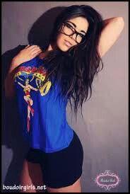 Damn she bad! :)