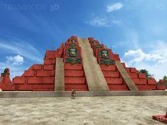 RBA and National Geographic Archeology Collection. Mayan Symbols, Ancient Symbols, Viking Symbols, Egyptian Symbols, Viking Runes, Inca Architecture, Historical Architecture, Tikal, National Geographic