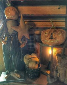 Fall at Arnett's Country Store