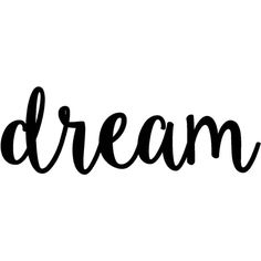 Dream Sign Metal Dream Sign Rustic Word Art Sign Metal Word Art ($20) ❤ liked on Polyvore featuring home, home decor, wall art, text, black, home & living, home décor, phrase, quotes and saying