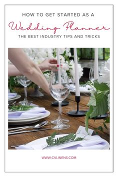 Everything you need to know to become a wedding planner/party planner in one place! Click to view CV Linens free video tutorials and event planning tips and tricks for begginers made by industry professionals. The ultimate free wedding planning guide for party planners, event planners, wedding planners, and DIY brides doing their own DIY wedding decorations. Wedding planning and event planning tutorials, life hacks, wedding tips and tricks! Click to become a wedding planning professional! Party Planners, Event Planners, Wedding Planners, Outdoor Wedding Reception, Outdoor Wedding Decorations, Tent Wedding, Wedding Planning Tips, Wedding Tips, Free Wedding