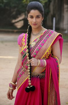 Actress Madhurima in Saree Still #FoundPix #Madhurima #Bollywood