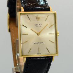 1959 Rolex Cellini 18K Yellow Gold, 18k Ref. 3607