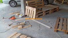 pallet furniture by alex