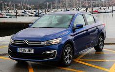 Ya disponible en Chile el renovado Citroën C-Elysée – Autodato