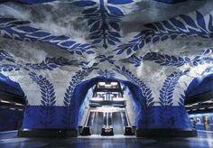 stockholm metro nord stop - Google Search