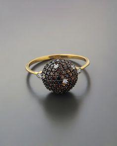 Δαχτυλίδι χρυσό με Ζιργκόν
