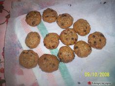 Τα μπισκότα είναι πολύ νόστιμα και θρεπτικά, χωρίς αυγά και βούτυρο.