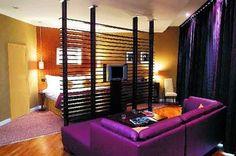 10 Totally Cool Dorm Rooms (dorm room ideas, dorm rooms) -http://studentrate.com/DormRoom-Discounts