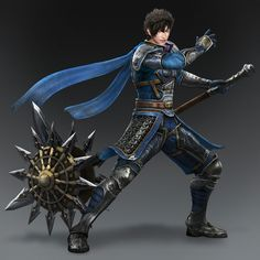 Li Dian & Weapon (Wei Forces)