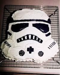 stormtrooper cake - Google Search