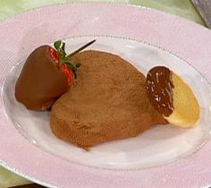 End the night with a romantic Chocolate Coeurs a la Creme