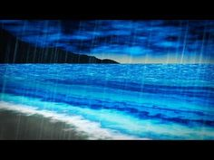Peaceful rain and gentle ocean waves create a soothing ambience to help you sleep, study or focus. The natural white noise of the rainstorm and ocean sounds . White Noise Sound, Sound Of Rain, Ocean Sounds, Nature Sounds, Cant Sleep Remedies, Feel Tired, Ocean Waves, Rainy Days, Oceans