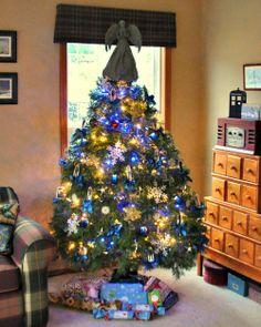 Doctor Who Christmas Tree!