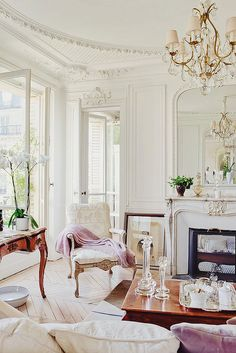 such a dreamy, fairytale space... via {this is glamorous}