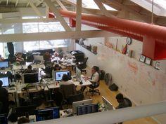 Pinterest HQ - Palo Alto