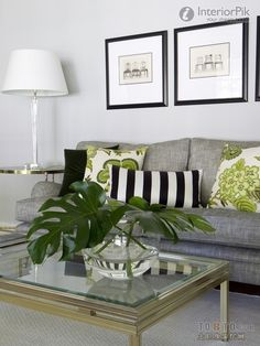 Simple and small apartment living room decoration effect chart greatly entire 2012 | Living Room