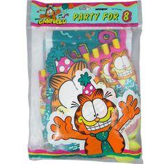 Garfield Vintage Favor Pack (34pc)