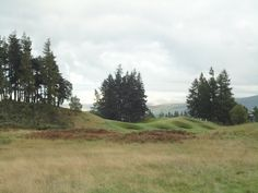 Kings Course at the 2014 Ryder Cup venue. Gleneagles