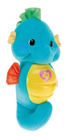 Fisher-Price Soothe and Glow Seahorse:Amazon:Baby