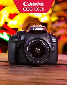 Never miss another big moment with this amazing Canon Camera. Enter now!