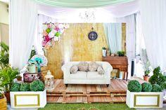 Pelamin Malay Wedding. NICE!