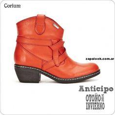 Zapatos Corium otoño invierno 2014