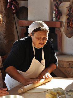 Cooking with Mamma Giulia in Puglia