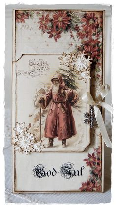 Гро карты и sånnt: Рождество....