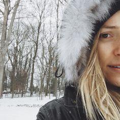 Make-up free Kristin Cavallari posts adorable snap of son Camden Instagram Snap, Instagram Posts, Kristin Cavallari, Snow Angels, Stunning Makeup, Winter Photography, Free Makeup, Camden, Winter Hats