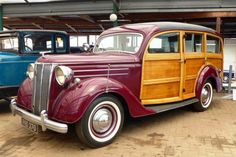 1950 Ford V8 Pilot Estate Wagon..Re-pin brought to you by agents of #Carinsurance at #HouseofInsurance in Eugene, Oregon