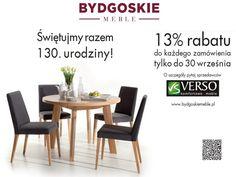 Salon VERSO komfortowe meble meble zaprasza do wzięcia udziału w promocji -13% na Bydgoskie meble (meble skrzyniowe)  Tylko w centrum MEGA MEBLE w Warszawie :)   Naprawdę mają świetny asortyment :)   #MegaMeble #meble #Warszawa