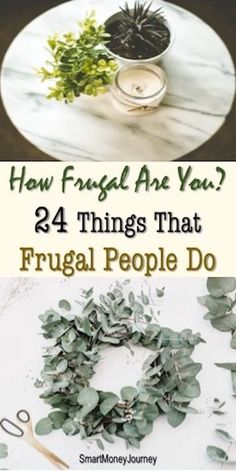 How Frugal Are You? Simple Living Tips - Smart Money Journey - 24 super frugal living tips from people who live frugally. Saving Money Weekly, Money Saving Meals, Money Savers, Ways To Save Money, Money Tips, How To Make Money, Household Expenses, Household Budget, Frugal Living Tips