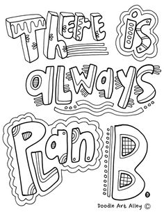 Growth Mindset Coloring pages to use in the classroom and at school.