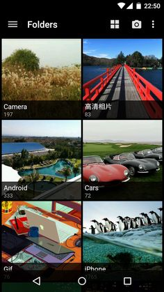 Mobile app by Q-Supreme team Applique, Android Auto, Photos Voyages, Photo Viewer, Photoshop, App Design, Instagram Feed, Mobile App, Gallery