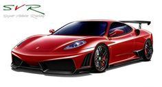 Ferrari F430 SV