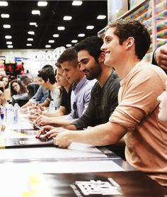 Teen Wolf Cast at SDCC 2013