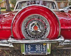 ✮ 1956 T'Bird