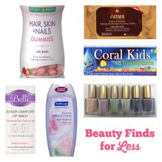 Beauty Finds for Less, favorite drugstore brands | MomTrends