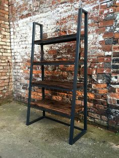 Industrial Chic Reclaimed Custom Steel and Wood от RccFurniture