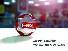 Wheel of the FlexPV kit