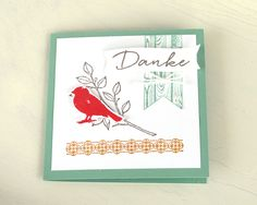 Stampin Up Choose Happiness Partner Cards, Choose Happiness, Diy Cards, Thank You Cards, Stampin Up, Card Ideas, Birds, School, Happy