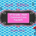 Here is a monthly morning work, small group work, homework, journal activity, or a bell ringer for your students. These questions are designed to m...