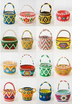 DIY Decor Trend: Hama Bead Crafts | Apartment Therapy