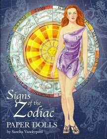 The Paper Collector: Signs of the Zodiac by Sandra Vanderpool