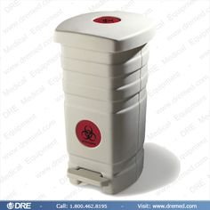Refurbished - Midmark Ritter 261 Waste Receptacle with Bag Retai