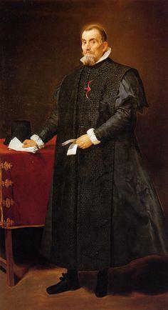 Don Diego Corral de Arellano, by Diego Velázquez