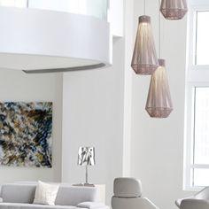 Hanging lamp Koord by El Torrent