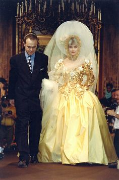 Christian Lacroix Haute Couture Fall-Winter 1988 by Christian_Lacroix, via Flickr