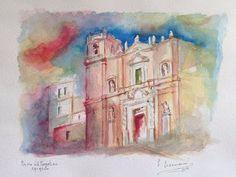 sogni e arte: Chiesa del Purgatorio d'Agrigento